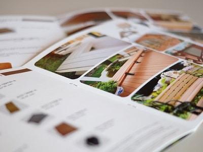 Графичен дизайн брошури