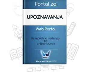 Izrada sajta za upoznavanjaIzrada sajta za UPOZNAVANJA