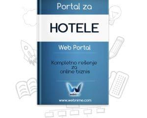 Izrada sajta za HOTELE