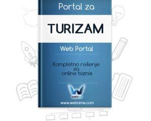 Izrada sajta za TURIZAM