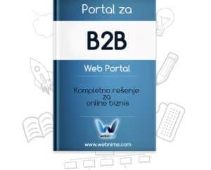 Izrada B2B sajta