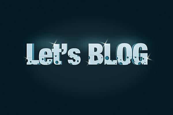 Izrada Bloga