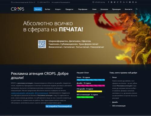 Web sajt za reklamu