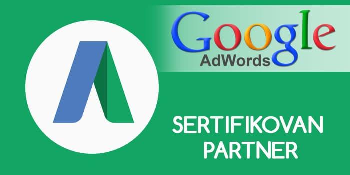 Google Adwords Partner, SEO optimizacija sajta