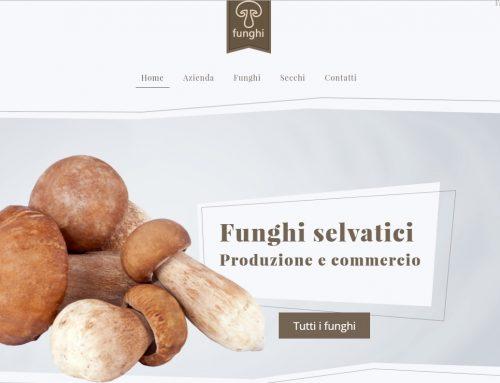 Web sajt za Pečurke