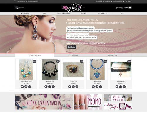 Online prodavnica nakita ručne izrade – www.onlinenakit.rs