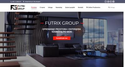 Web sajt, Futrix Group