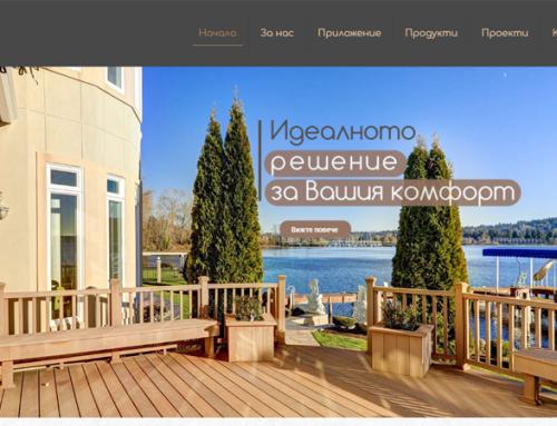 Izrada sajta za firmu ARTEFINO
