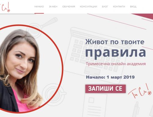 Izrada sajta TI SI